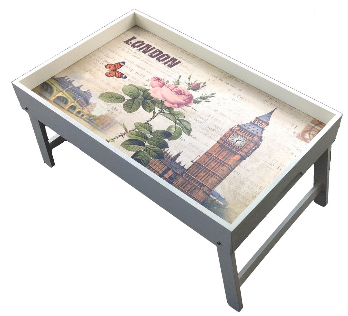 betttablett fr hst ckstablett serviertablett klappbar bett tisch tablett london. Black Bedroom Furniture Sets. Home Design Ideas