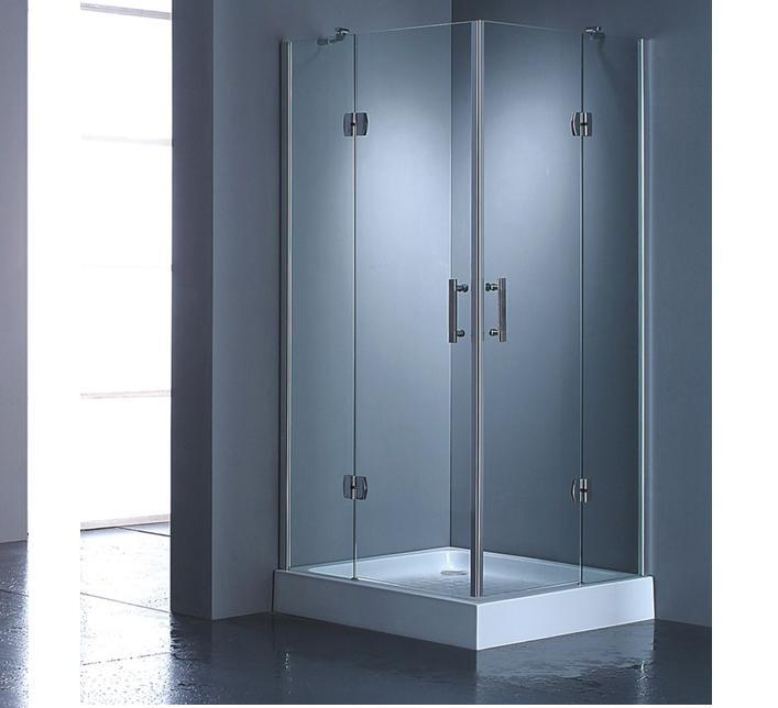 Duschkabine Luxus Design Duschabtrennung 90x90 sofort